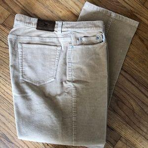 Carmel Wide-Wale Corduroy Pants by Ralph Lauren